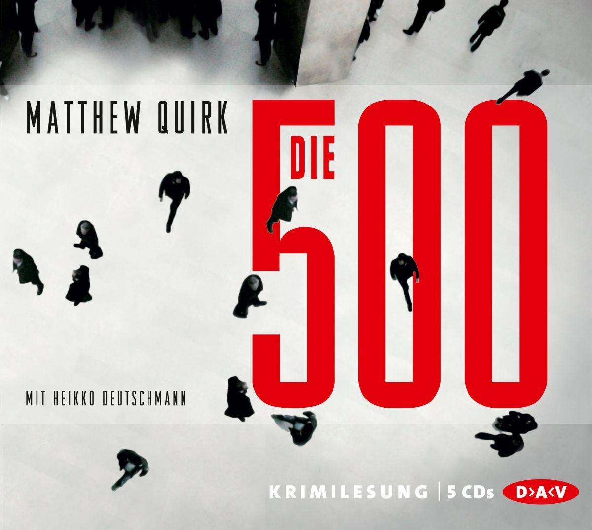 Matthew Quirk - Die 500