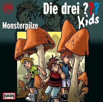 Die drei ??? Kids Folge 29 Monsterpilze