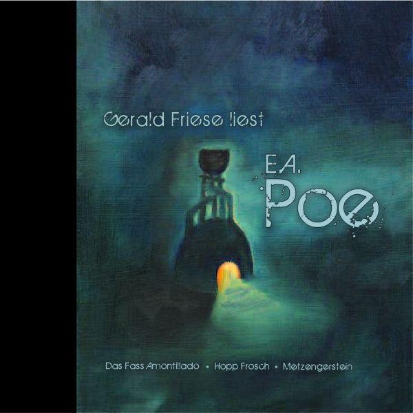 Gerald Friese liest E.A. Poe