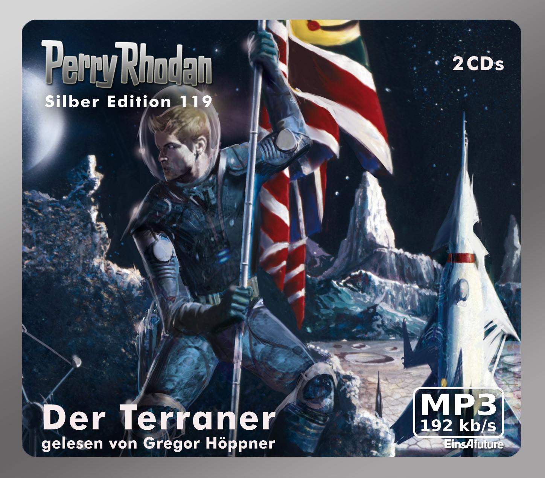"Perry Rhodan Silber Edition 119 ""Der Terraner"""