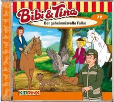 Bibi und Tina - 72 - Der geheimnisvolle Falke