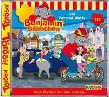 Benjamin Blümchen Folge 121 Die Fahrrad-Wette