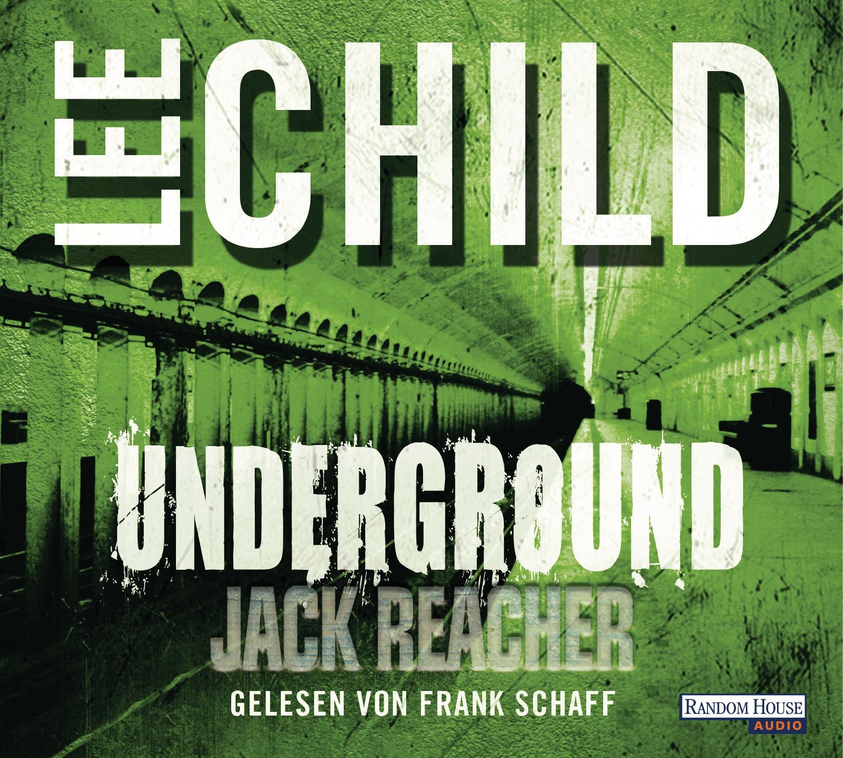 Lee Child - Underground