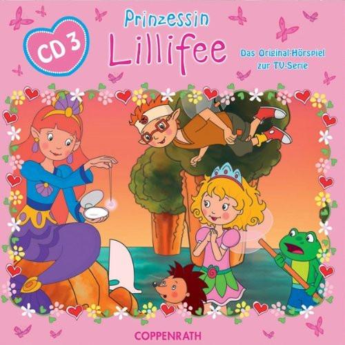 Prinzessin Lillifee CD 3 Hörspiel zur TV-Serie