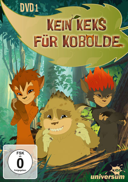 Kein Keks für Kobolde - DVD 1