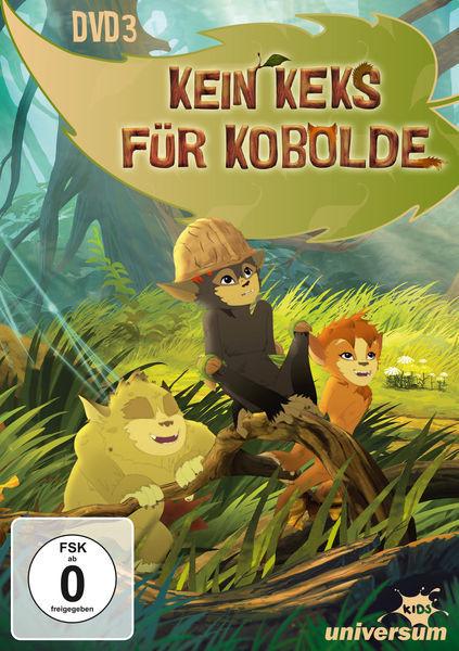 Kein Keks für Kobolde - DVD 3