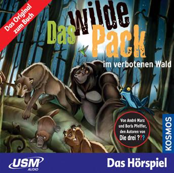 Das wilde Pack - Folge 6: Das wilde Pack im verbotenen Wald