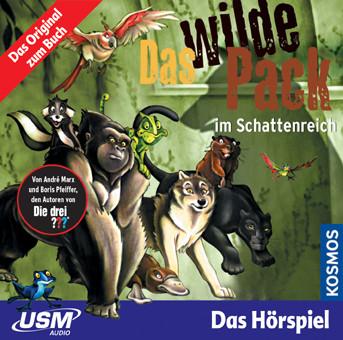 Das wilde Pack - Folge 8: Das wilde Pack im Schattenreich