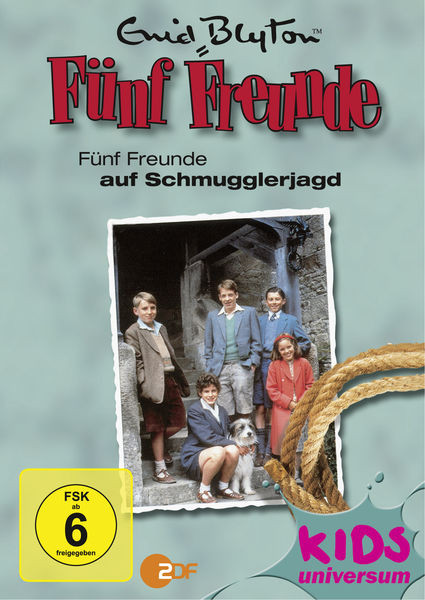Fünf Freunde auf Schmugglerjagd