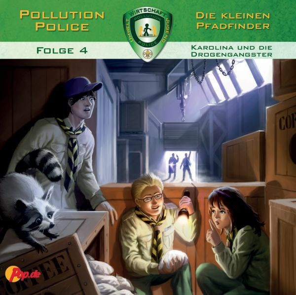 Pollution Police - 04 - Karolina und die Drogengangster