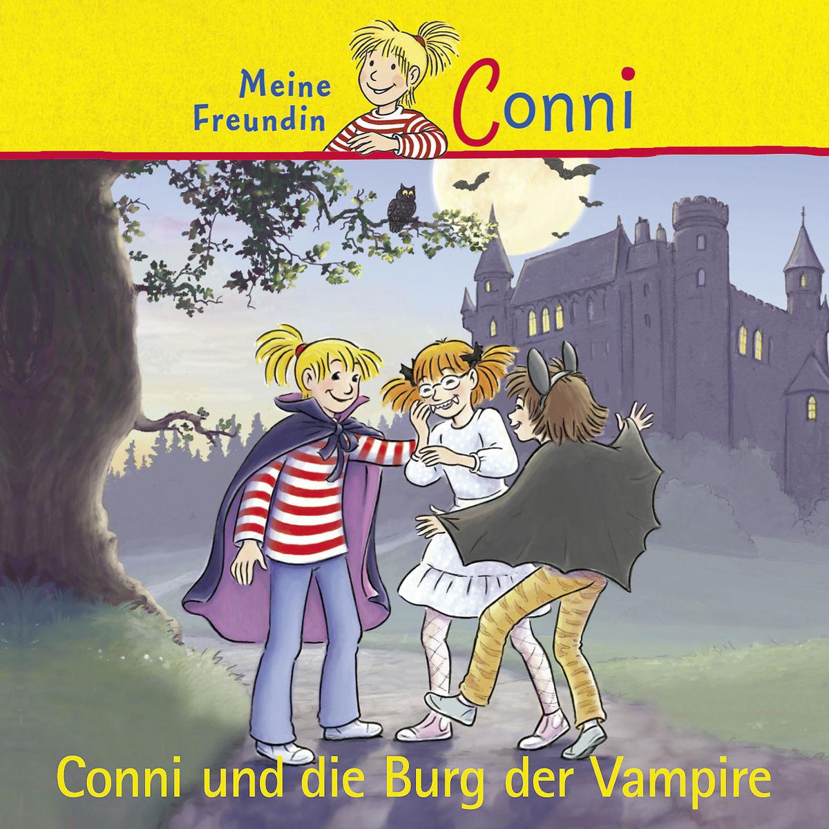 Conni - 36 - Conni und die Burg der Vampire