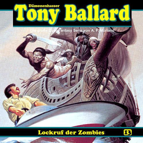 Tony Ballard 13 - Lockruf Der Zombies (2/3)