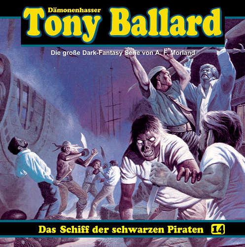 Tony Ballard 14 - Das Schiff Der Schwarzen Piraten (3/3)