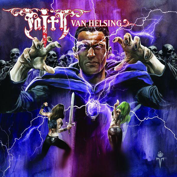 Faith - The Van Helsing Chronicles 37 Kampf um die Feengrotten