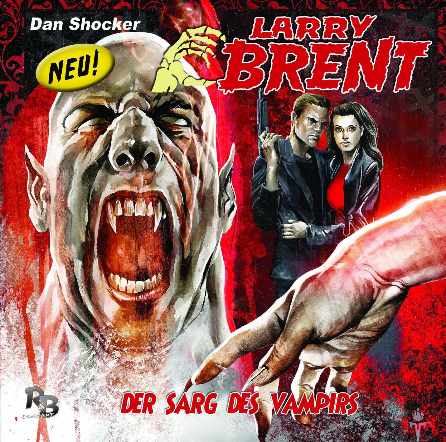 Larry Brent - Folge 06: Der Sarg des Vampirs