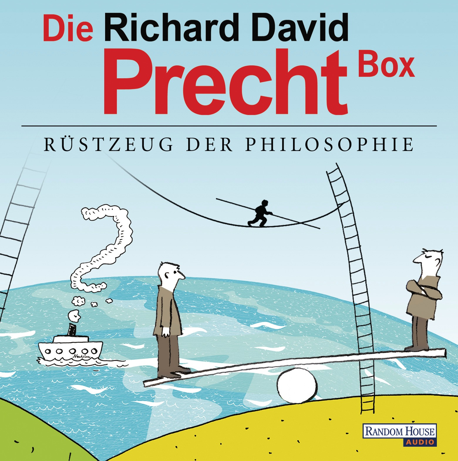 Richard David Precht - Die Richard David Precht Box
