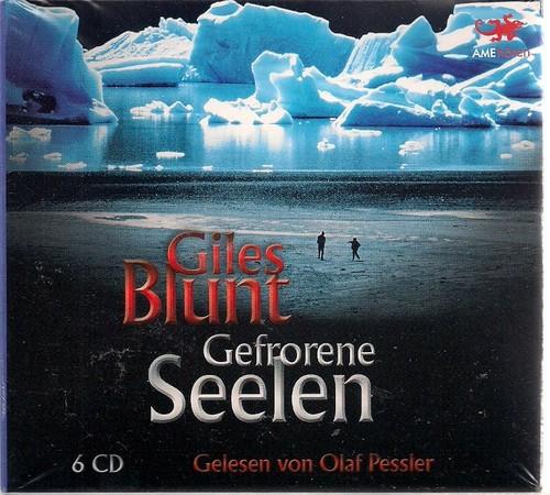 Giles Blunt - Gefrorene Seelen - Thriller