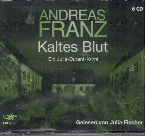 Andreas Franz - Kaltes Blut - Krimi