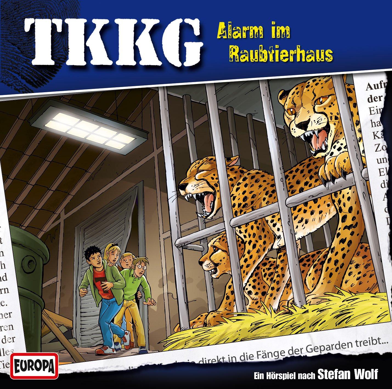 TKKG Folge 180 Alarm Im Raubtierhaus