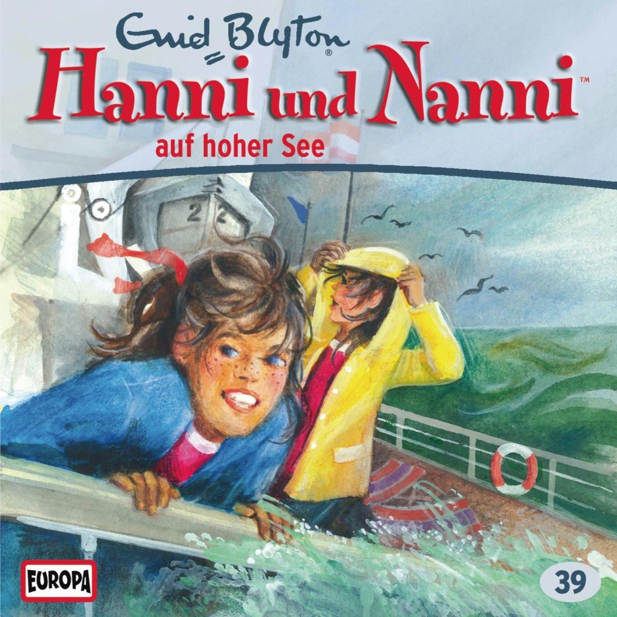 Hanni und Nanni Folge 39: Auf hoher See