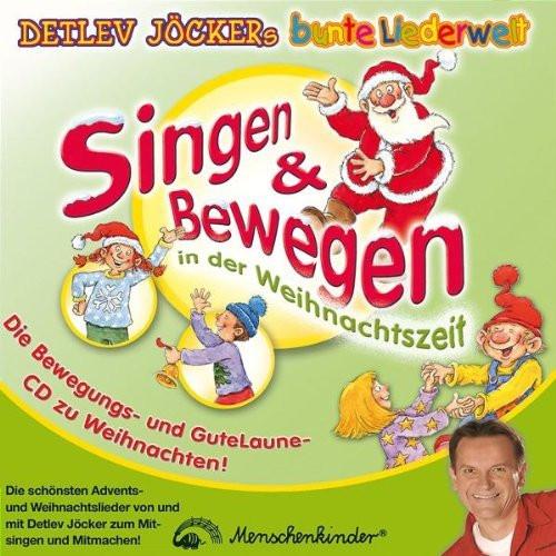 Detlev Jöcker - Singen & Bewegen in der Weihnachtszeit