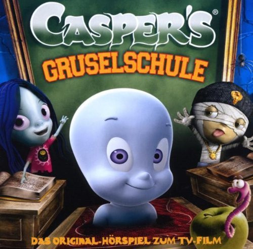 Caspers Gruselschule - Das Original-Hörspiel zum TV-Film