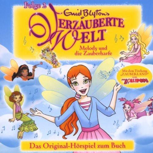 Verzauberte Welt - 2: Melody und die Zauberharfe