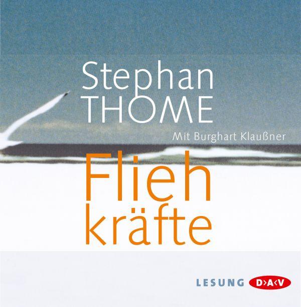 Stephan Thome - Fliehkräfte