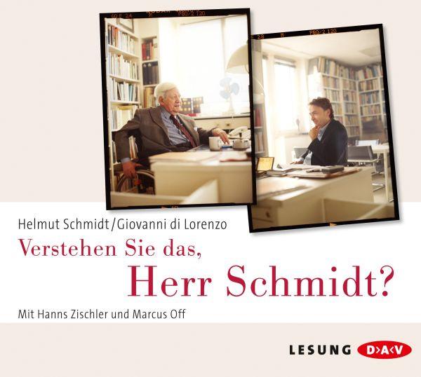 Schmidt / di Lorenzo - Verstehen Sie das, Herr Schmidt?