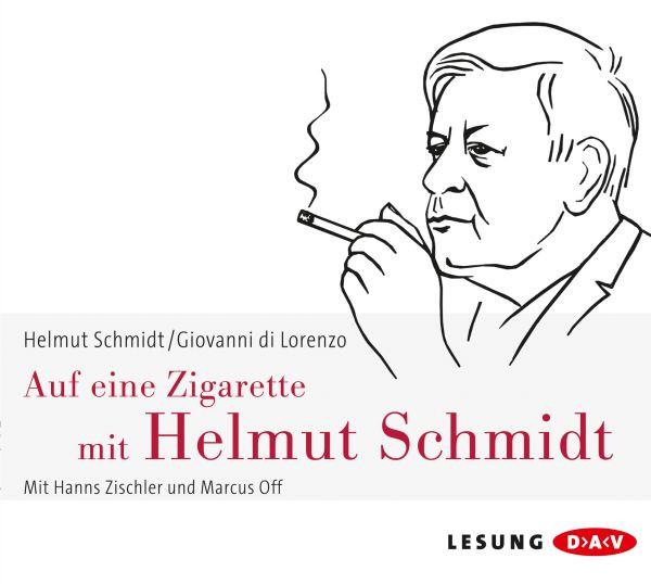 Schmidt / di Lorenzo - Auf eine Zigarette mit Helmut Schmidt