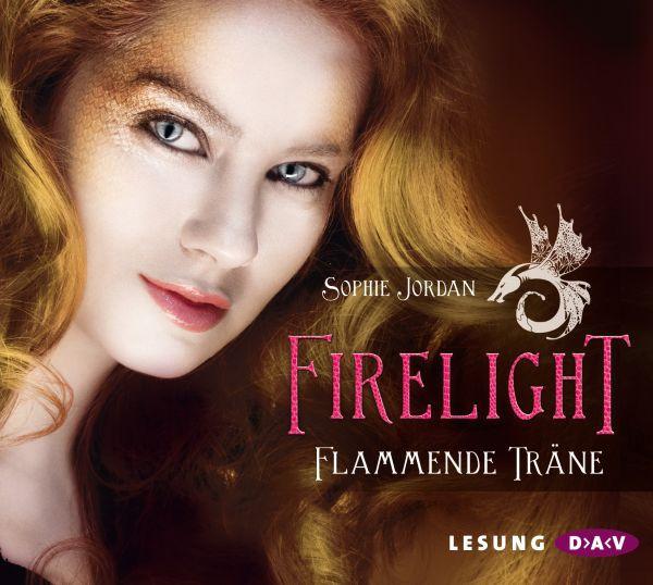 Sophie Jordan - Firelight - Band 2: Flammende Träne