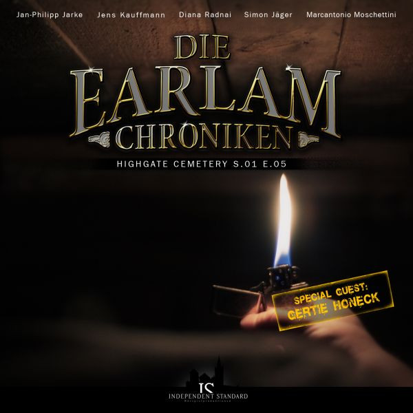 Die Earlam Chroniken - S.01 E.05: Highgate Cemetery