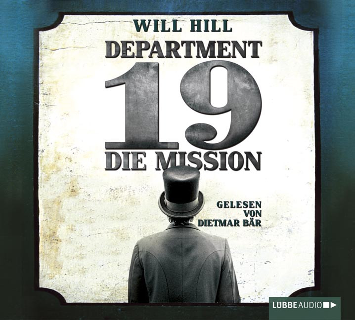 Will Hill - Department 19 - Die Mission