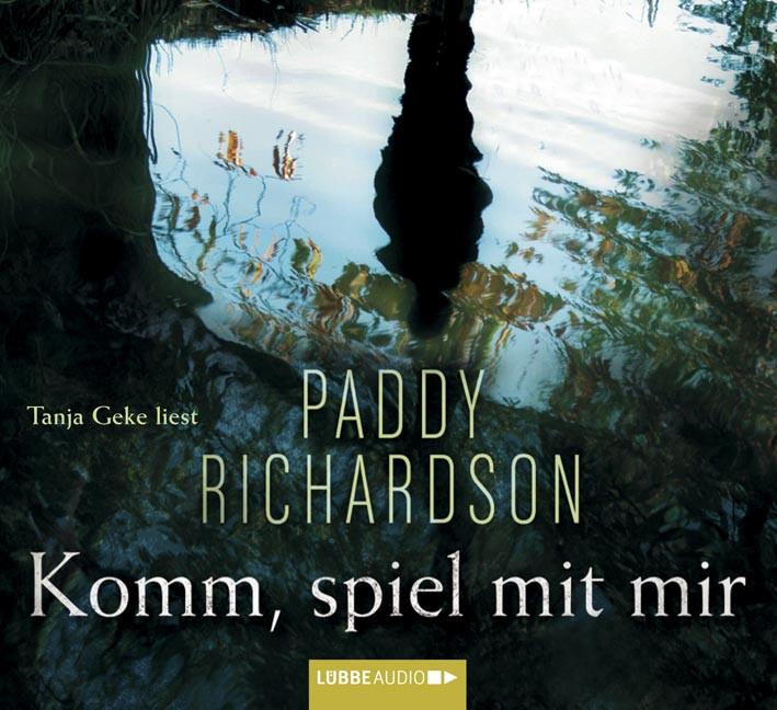 Paddy Richardson - Komm, spiel mit mir