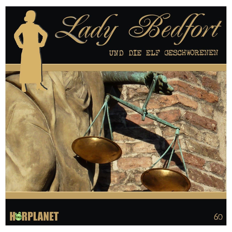 Lady Bedfort 60 Die elf Geschworenen