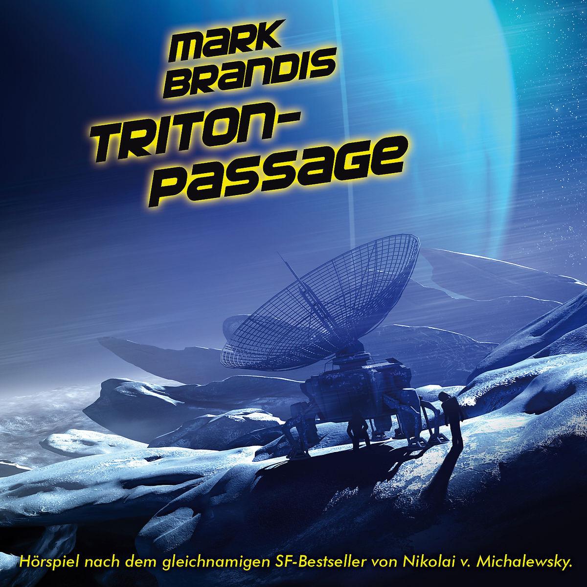 Mark Brandis - 23 - Triton-Passage