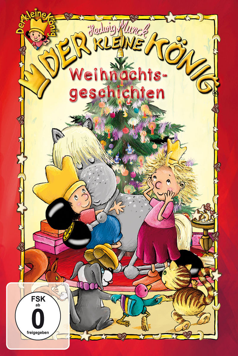 Der kleine König - Weihnachtsgeschichten