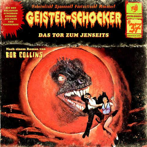 Geister-Schocker 37 Das Tor zum Jenseits