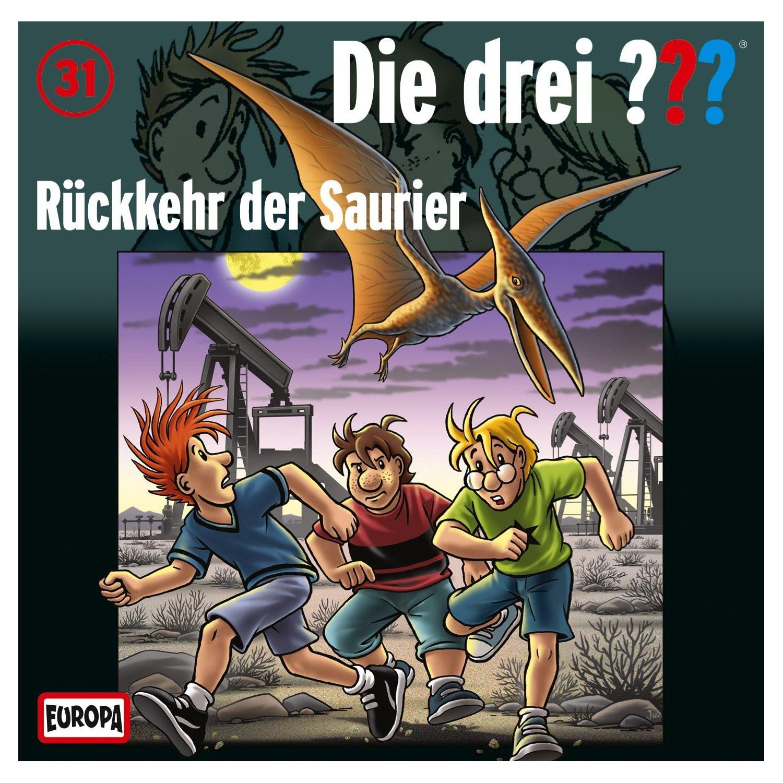 Die drei ??? Kids Folge 31 Rückkehr der Saurier