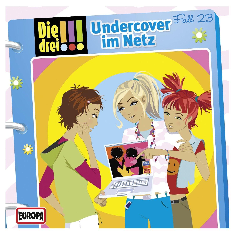 Die drei Ausrufezeichen 023 Undercover im Netz