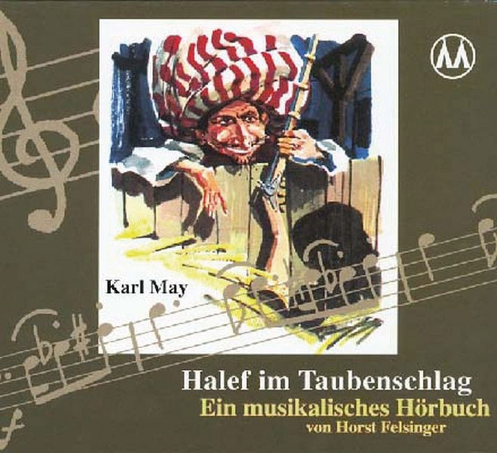 Karl May Verlag - Halef im Taubenschlag