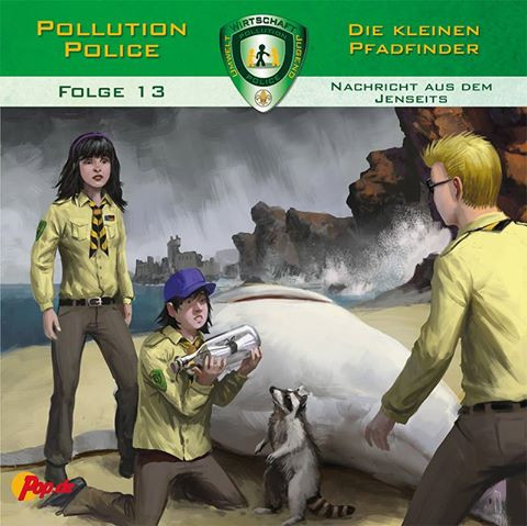 Pollution Police (13) Nachricht aus dem Jenseits - Pollution Police 2017