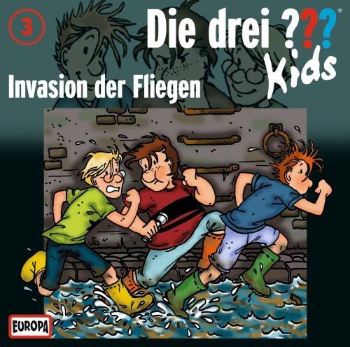 MC Die drei ??? Kids - 03: Invasion der Fliegen