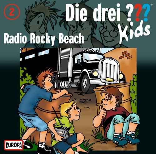MC Die drei ??? Kids - 02: Radio Rocky Beach