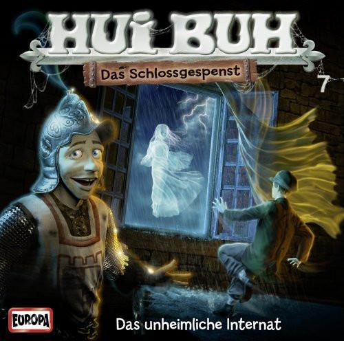 MC HUI BUH Die neue Welt 07: Das unheimliche Internat
