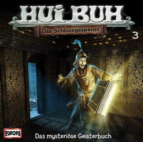 MC HUI BUH Die neue Welt 03: Das mysteriöse Geisterbuch