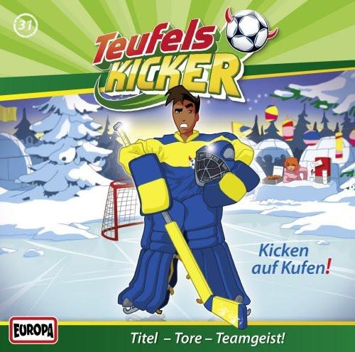 MC Teufelskicker - 31: Kicken auf Kufen!