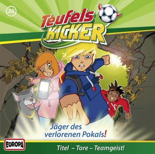MC Teufelskicker - 28: Jäger des Verlorenen Pokals!