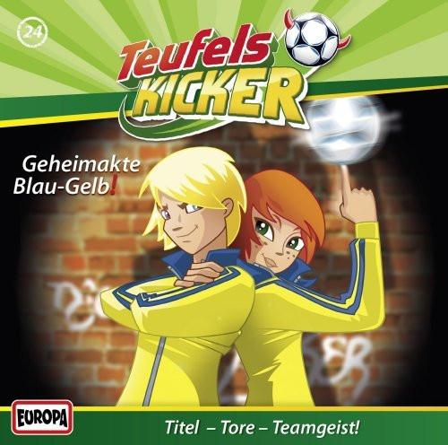 MC Teufelskicker - 24: Geheimakte Blau-Gelb!