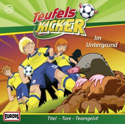 MC Teufelskicker - 23: Im Untergrund